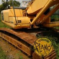 L&T Komatsu Pc-210 (2012) Excavator For Sale