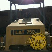 L&T Case-752 Tandem Roller ( 2007) For Sale