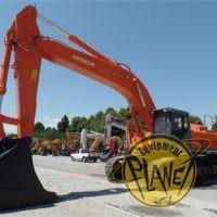 Tata Hitachi Zx-650 Excavator (2011) For Sale