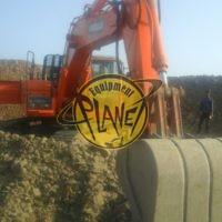 Doosan Excavator With Breaker Dx-225 (2013) For Sale