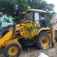 JCB  CRANE 3DX [2014] For Sale