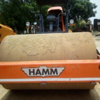 HAMM SOIL COMPACTOR 311[2016] For Rent